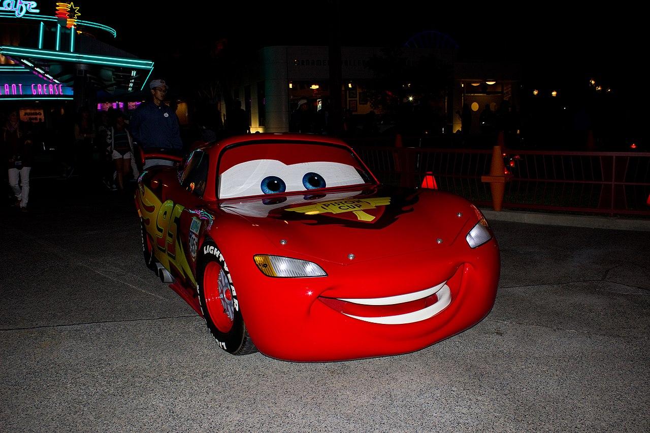 Cars  Lightning Mcqueen Voice