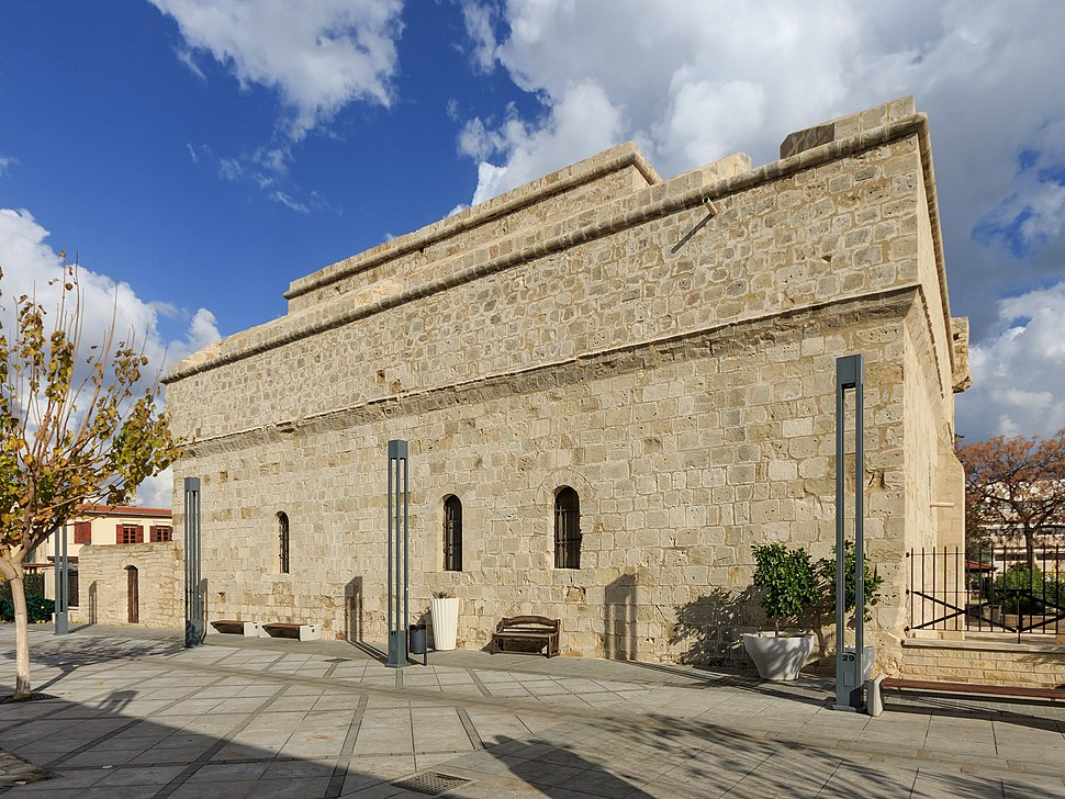 Limassol 01-2017 img21 Castle exterior