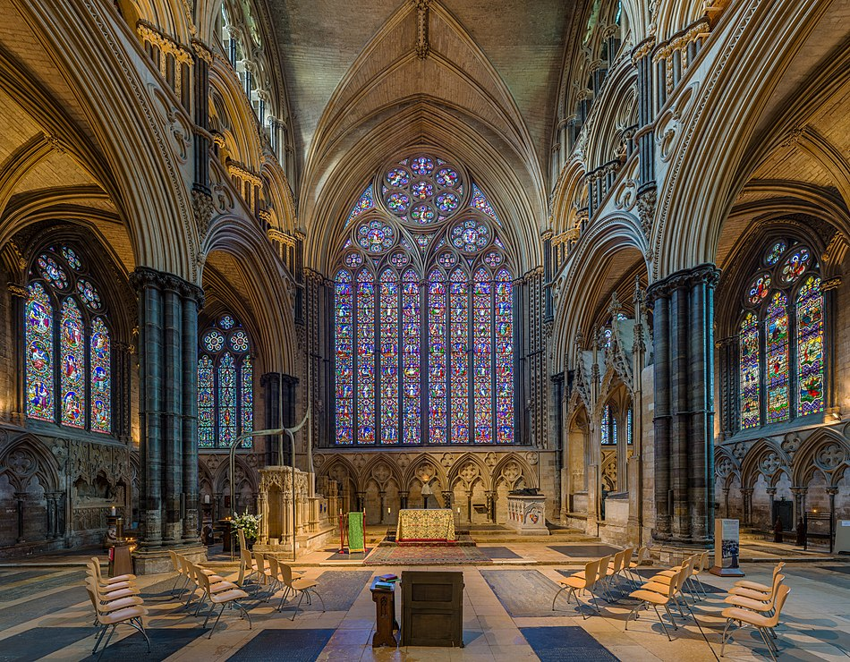Lincoln Cathedral, English Gothic