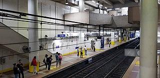 Ayala station