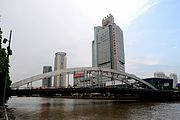 Lingqiao Bridge in Ningbo (daytime).JPG