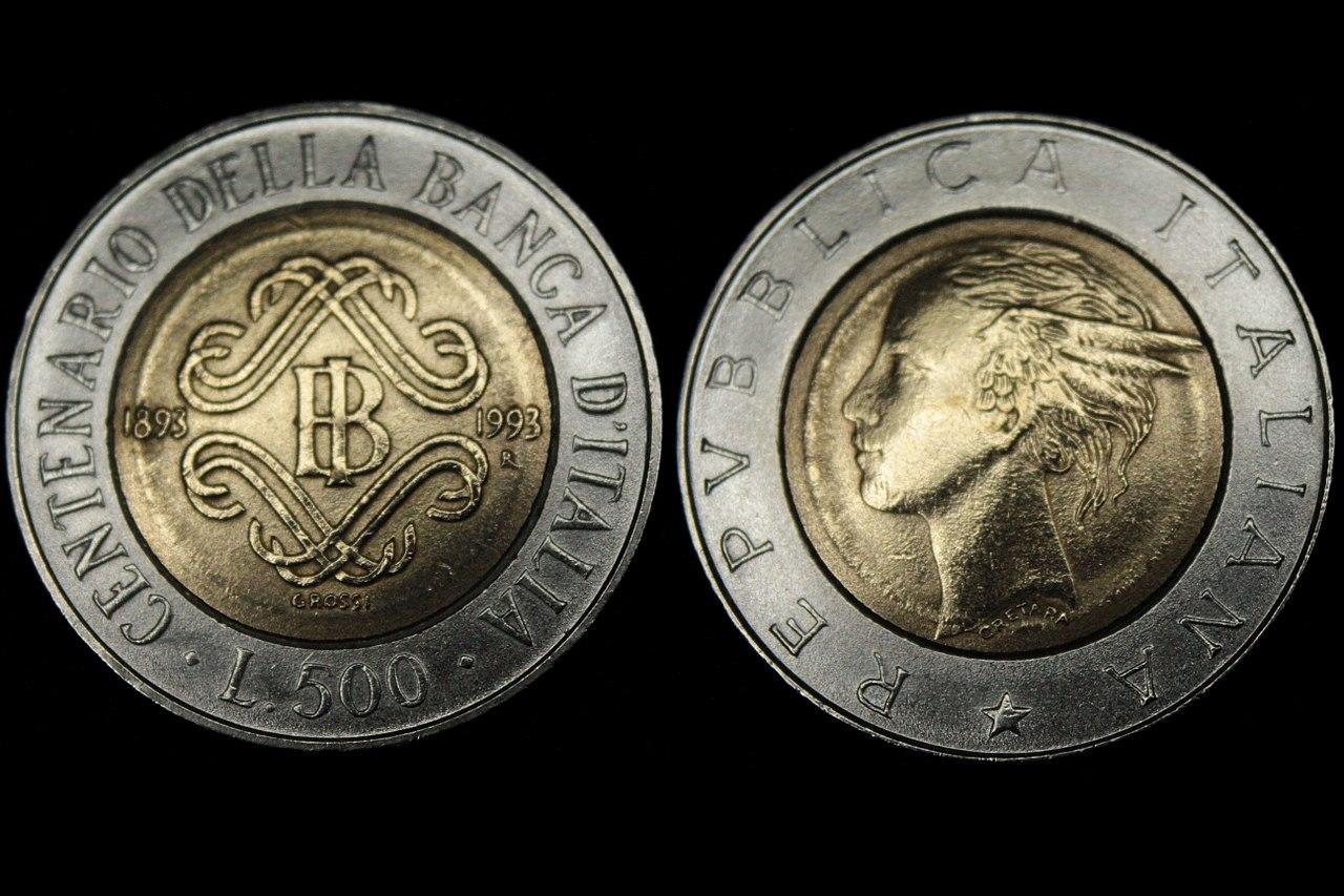 3de5c3429e 500 lire (moneta) - Wikiwand
