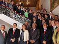 Lisboa - Foto de familia de la XV Asamblea Plenaria de la Unión de Ciudades Capitales Iberoamericanas.jpg