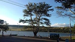Lisi Lake - A recreational area at Lisi Lake.