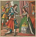 Little Red Riding Hood and Cinderella with Surprise Pictures MET DP252981.jpg