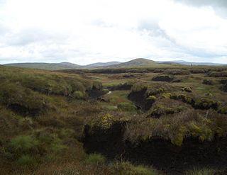 Llechwedd Du mountain in United Kingdom