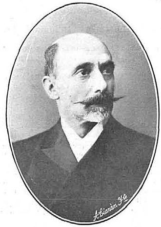 Joaquín Lloréns Fernández de Cordoba - Image: Llorens 1909