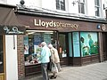 Lloyds Pharmacy in Winchester High Street - geograph.org.uk - 1540044.jpg