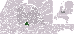 Location of Vianen