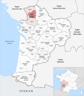 Arrondissement of Parthenay Arrondissement in Nouvelle-Aquitaine, France