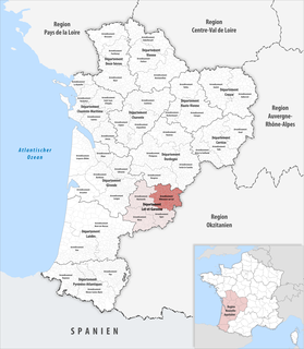 Arrondissement of Villeneuve-sur-Lot Arrondissement in Nouvelle-Aquitaine, France