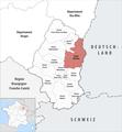Locator map of Kanton Ensisheim.png