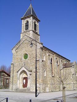 Église Saint-Martin de Lognes
