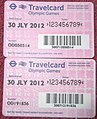 London 2012 Olympics 004 London Transport Travelcard (7683041512).jpg