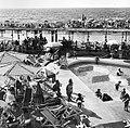 Long Beach, Ras Beirut 1955.jpg