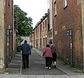 Long terrace on a one way street - geograph.org.uk - 1344399.jpg