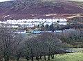 Looking down on Deri - geograph.org.uk - 625368.jpg