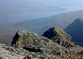 Looking down the south east ridge of Bla Bheinn - geograph.org.uk - 529283.jpg