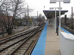Looking south at the South Boulevard switch.jpg