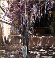Loretto Chapel, Rosary Tree, Santa Fe, NM 7-29-13b (11388407503).jpg