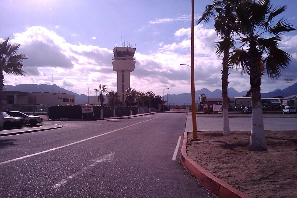 Los Cabos International Airport tower