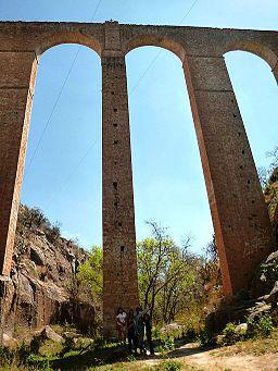 Los arcos más altos del mundo