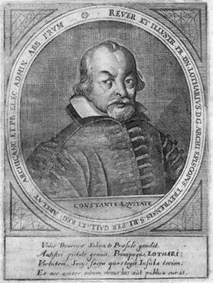 Lothar von Metternich - Lothar von Metternich