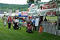 Lots of food at the Strawberry Festival (5798649790) (2).jpg