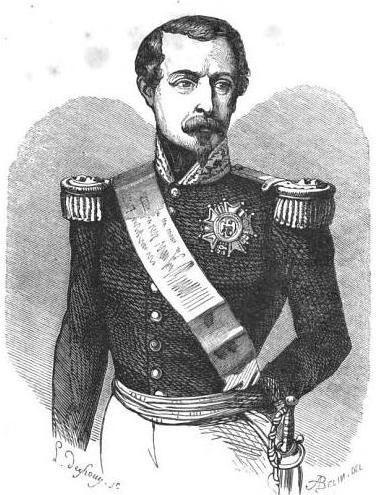 Louis-Napoléon Bonaparte président, par A. Belin