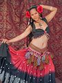 Lovely belly dancer at the 2012 Las Vegas Age of Chivalry (8104146175).jpg