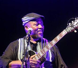 Music of Ivory Coast - Luc Sigui Concert