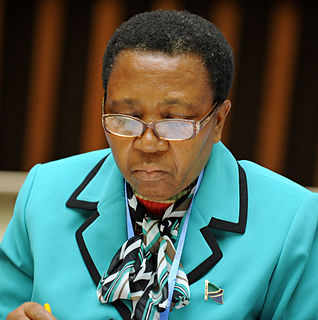 Lucy Nkya Tanzanian Member of Parliament