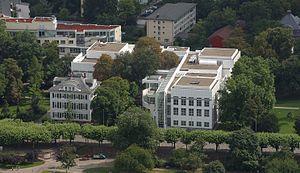 Museum Angewandte Kunst - Museum Angewandte Kunst and Villa Metzler