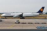 Lufthansa, D-AIFD, Airbus A340-313 (44388467971).jpg