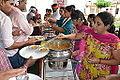 Lunch Distribution - Rawatpura Sarkar Ashram - Chitrakoot - Satna 2014-07-05 6424.JPG