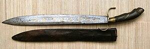 Katipunan - A Katipunan officer's sword.