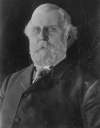 Lyman J. Gage - Image: Lyman Gage, Bain photo portrait