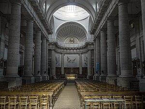 Église Notre Dame Saint-Vincent - Interior of the church