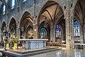 Lyon - église Saint-Bonaventure - Autel et vue sur Chapelle Notre-Dame.jpg