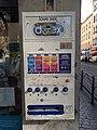 Lyon 7e - Place Gabriel Péri - Distributeur de préservatifs (mai 2019).jpg