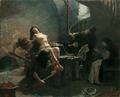 Mártir do Fanatismo (c. 1895) - José de Brito (MNAC).png