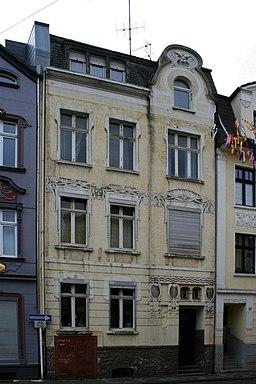 Gasthausstraße in Mönchengladbach