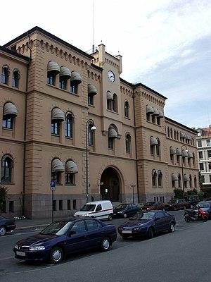 Regjeringskvartalet - Image: Møllergata 19 Oslo 18jun 2005