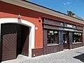Művész Café and Restaurant. - Szentendre. Dumtsa Jenő Street 7.JPG