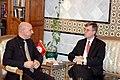 M. Hédi ben Abbès reçoit M. Gordon Gray, Ambassadeur des Etats-Unis d'Amérique à Tunis (6651592907).jpg