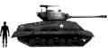 M4A3E8 thirdarmoreddivision.png