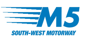 M5 Motorway (Sydney) - Image: M5 South West Motorway Logo