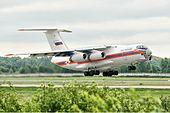 MChS Rossii Ilyushin Il-76TD Ates-1