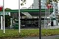 MOL Benzinkút, Nyíregyháza, Széna tér 2008-ban. - panoramio - Szemes Elek (78).jpg