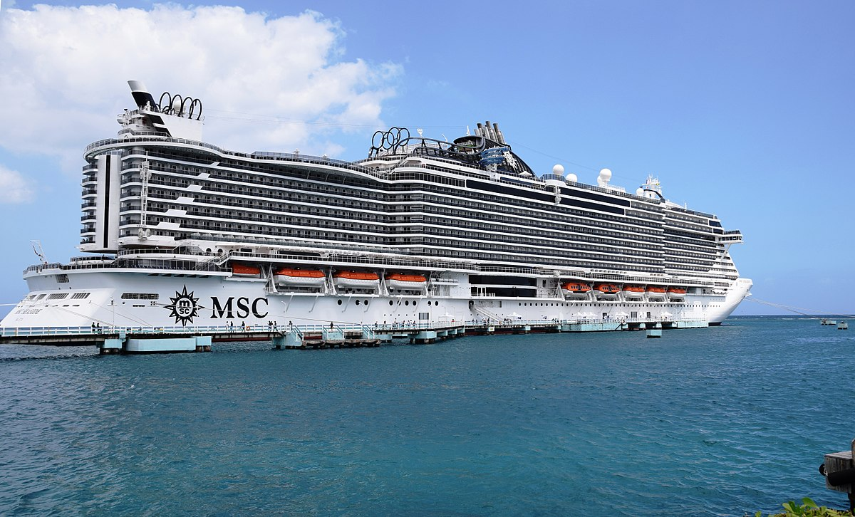 msc seaside wikipedia